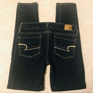 American Eagle Outfitters Skinny Jeans 0 Short 25